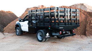 Cab and Chassis Limestone Series